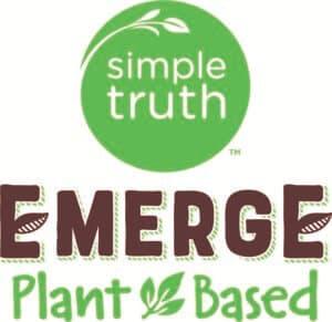 Logo Simple Truth Plant Based Emerge