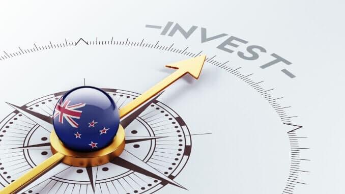 New Zealand Invest Neuseeland.