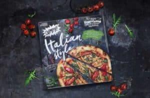 Oumph! vegane Pizza