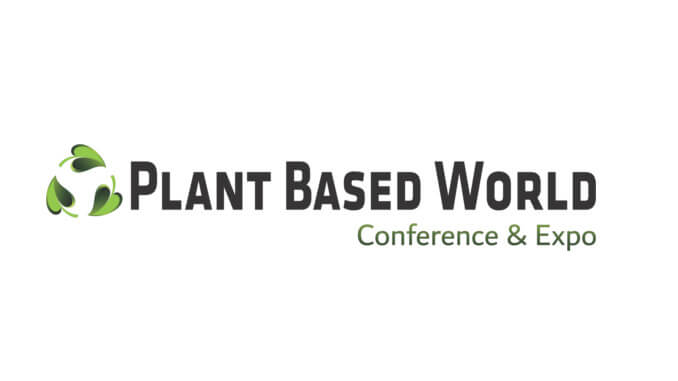 Logo Vegane Messe: Plant Based World