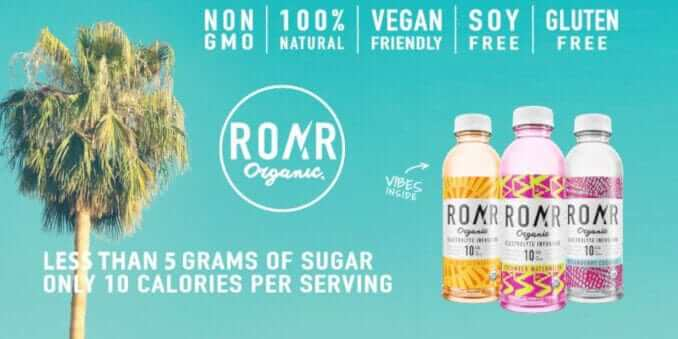 Roar Organic logo