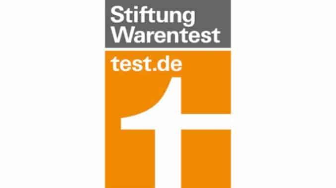 Stiftung-Warentest logo