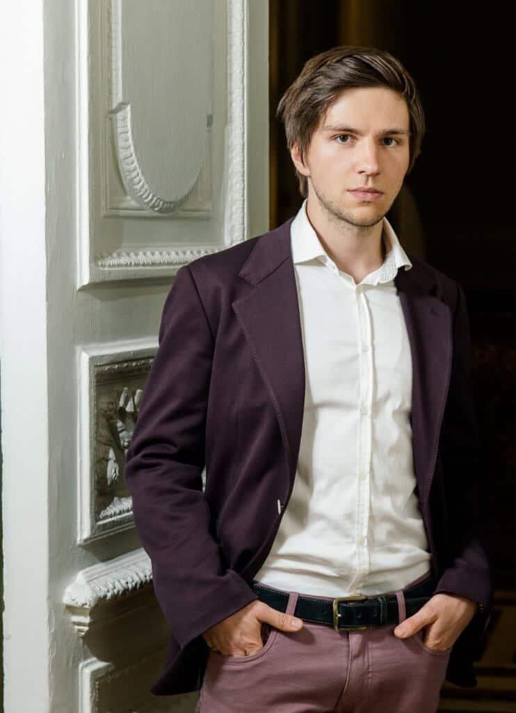 Co-Founder Tim Ponomarev