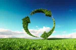 Recycling, umweltfreundlich