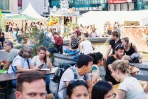 Veganes Sommerfest Berlin 1