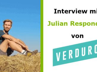 Julian Respondek verduro.de