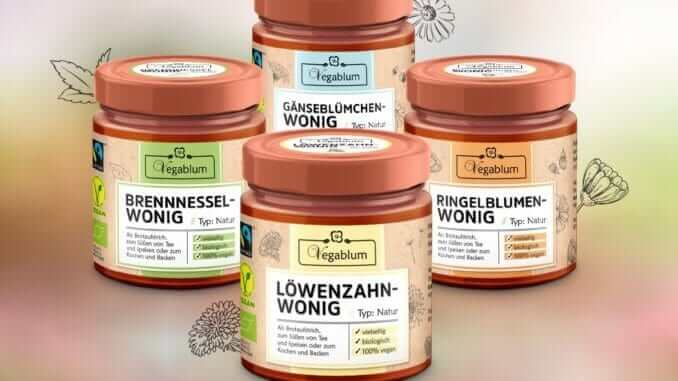 Wenig-Sorten Veganblum