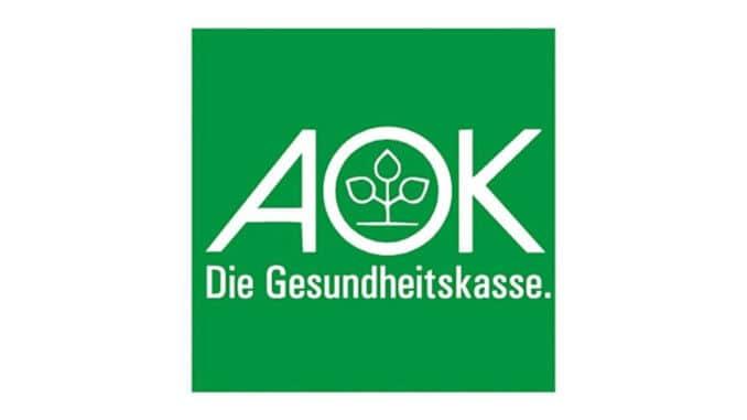 aok gesundheitskasse logo