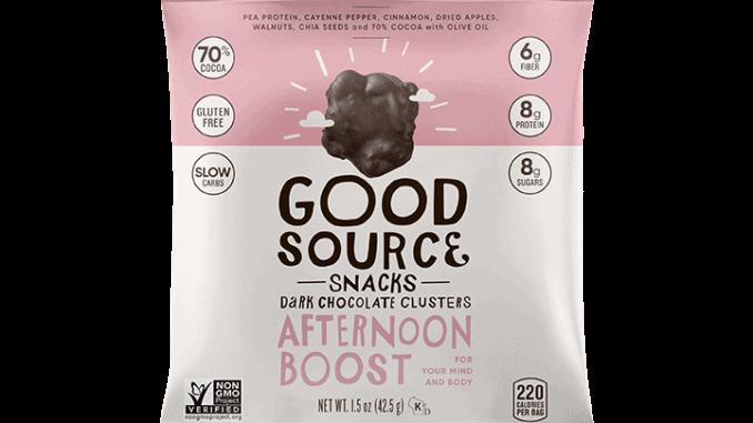 good source food snacks