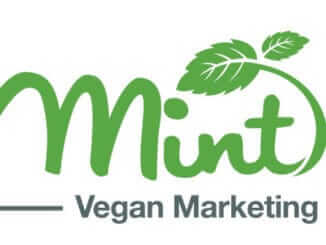 mint vegan marketing logo
