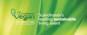vegan scandinavia messe logo