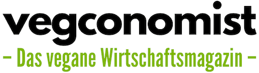 vegconomist (nicht veconomist) - Das vegane Wirtschaftsmagazin logo
