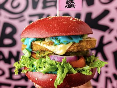 © Vegan Junk Food Bar