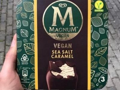 Magnum Caramel et sel marin