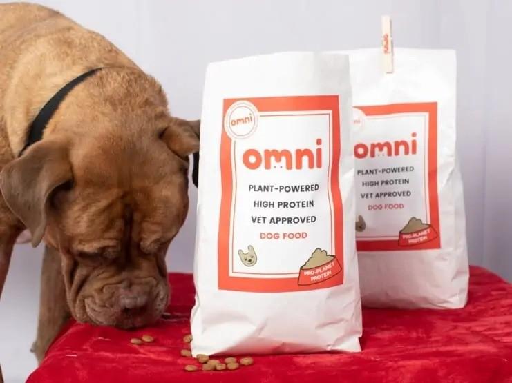 Omni nourriture pour chiens