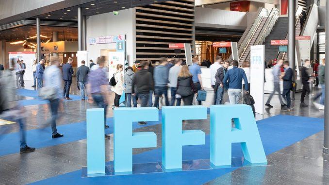 © 法蘭克福國際肉類加工工業展覽會 IFFA