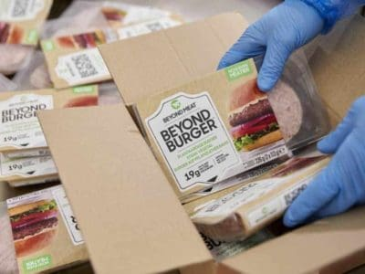 © Beyond Meat