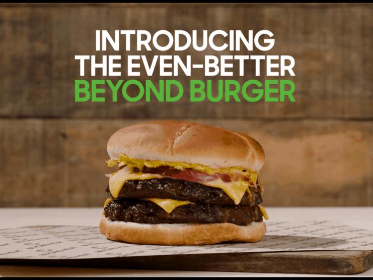 Beyond Burger 3.0 © Beyond Meat