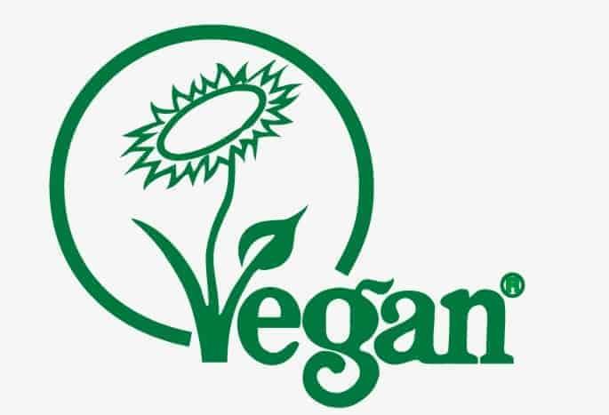 純素商標 © The Vegan Society