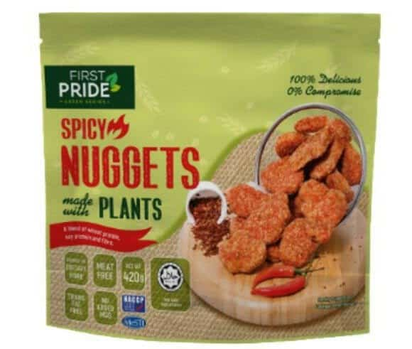 Tyson foods company's newly launched vegan product line