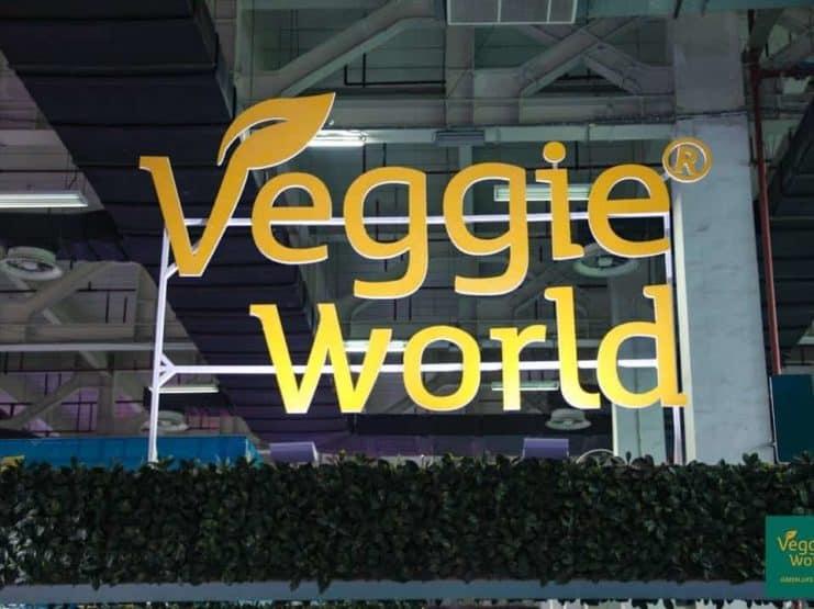 © VeggieWorld Shanghai